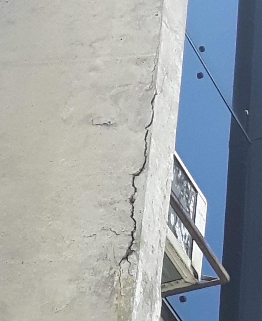 Engenharia diagnóstica na avaliação da fachada